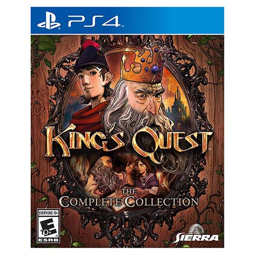 King's Quest - The Complete Collection - PS4