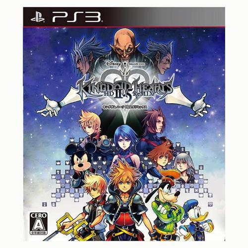 Kingdom Hearts HD II.5 ReMIX - PS3 - Nuevo Y Sellado