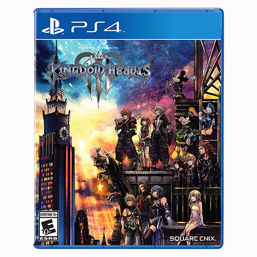 Kingdom Hearts III - PS4 - Nuevo y Sellado
