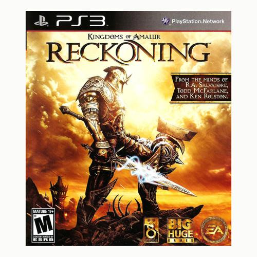 Kingdoms of Amalur: Reckoning - PS3 - Nuevo Y Sellado