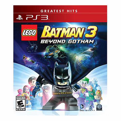 LEGO: Batman 3 - Beyond Gotham - PS3 - Nuevo Y Sellado