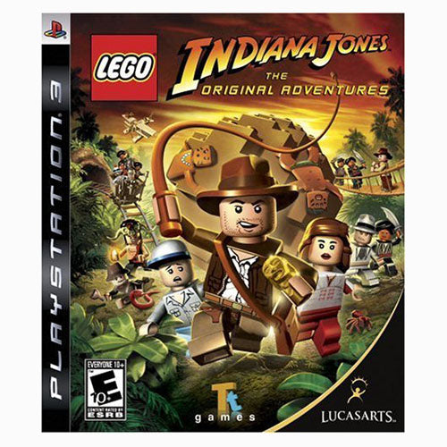LEGO: Indiana Jones - The Original Adventures - PS3