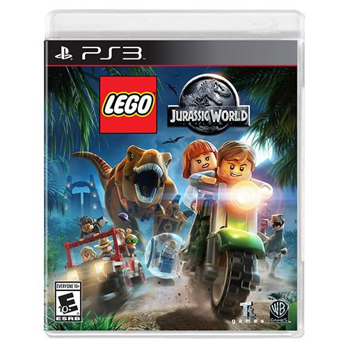LEGO: Jurassic World - PS3 - Nuevo Y Sellado