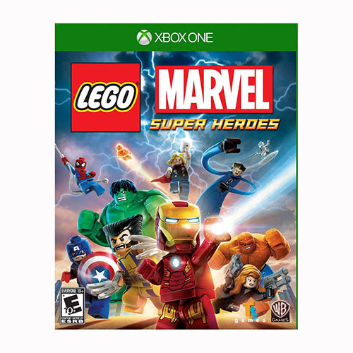 LEGO: Marvel Super Heroes - XBOX ONE
