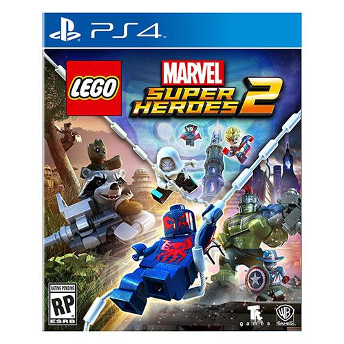 LEGO: Marvel Super Heroes 2 - PS4