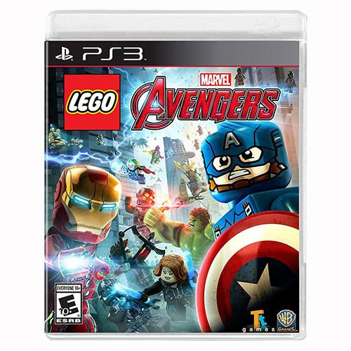 LEGO: Marvel Avengers - PS3