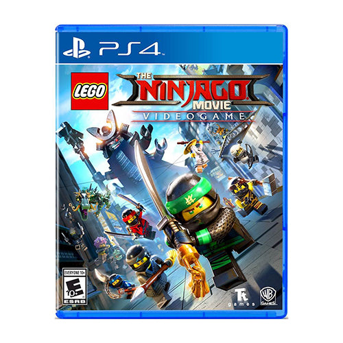 LEGO: The Ninjago Movie Video Game - Playstation 4