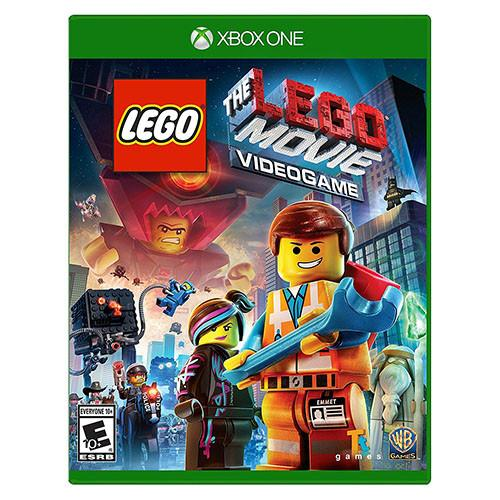 LEGO: The LEGO Movie Videogame - XBONE - Nuevo Y Sellado