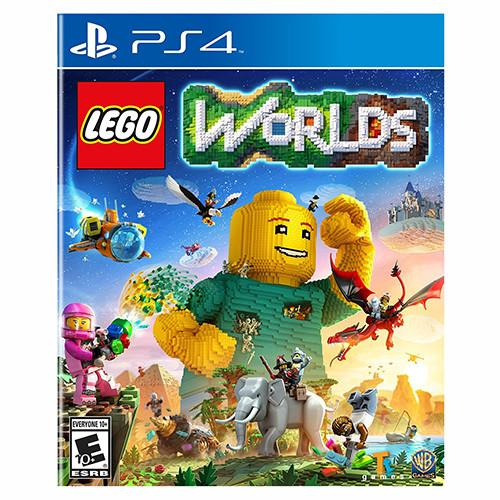 LEGO: Worlds - Playstation 4