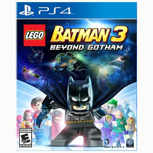LEGO: Batman 3 - Beyond Gotham - PS4 - Nuevo y Sellado