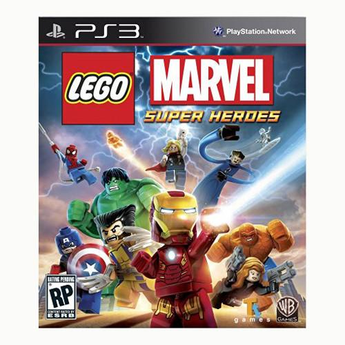 LEGO: Marvel Super Heroes - PS3 - Nuevo Y Sellado