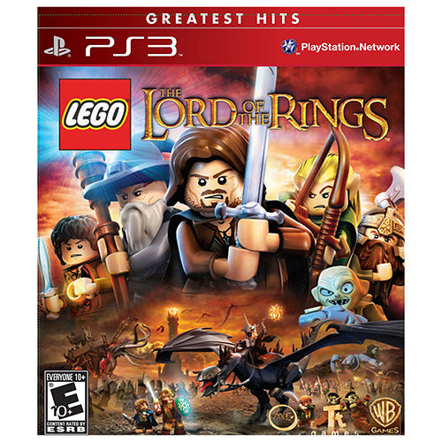 LEGO: The Lord of the Rings - PS3