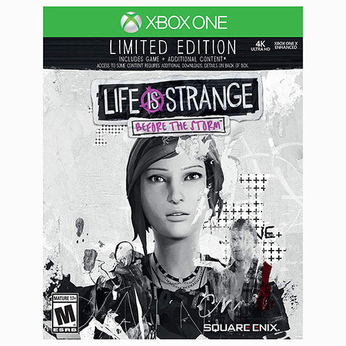 Life is Strange: Before the Storm - Limited Edition - XBONE