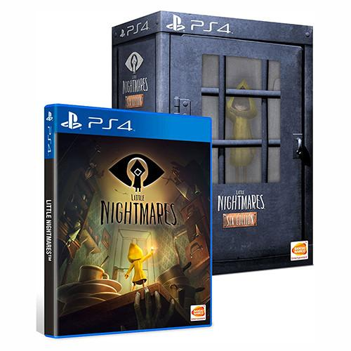 Little Nightmares: Six Edition - PS4 - Nuevo y Sellado