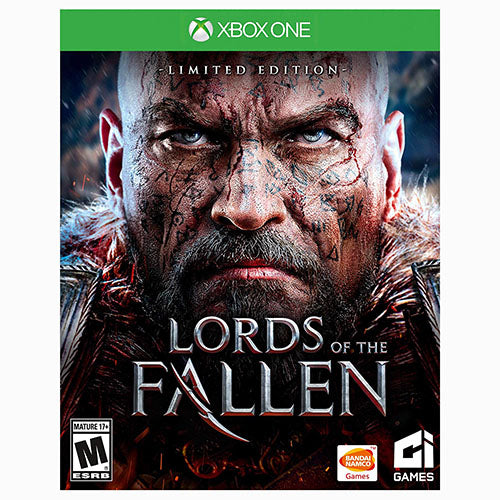 Lords of the Fallen - Limited Edition - XBONE - Nuevo Y Sellado