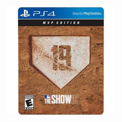 Major League Baseball (MLB) The Show 19 - MVP Edition - PS4 - Nuevo Y Sellado