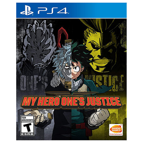 MY HERO One's Justice - PS4