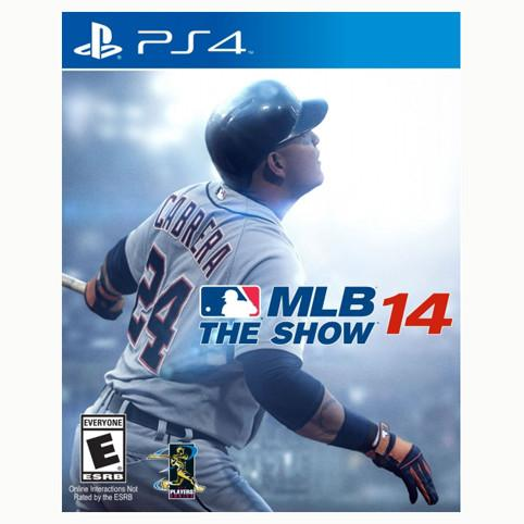 Major League Baseball (MLB) The Show 14 - PS4 - Nuevo y Sellado