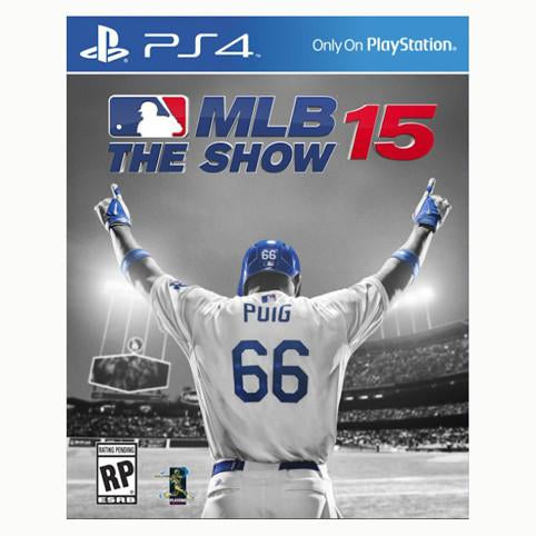 Major League Baseball (MLB) The Show 15 - PS4 - Nuevo y Sellado