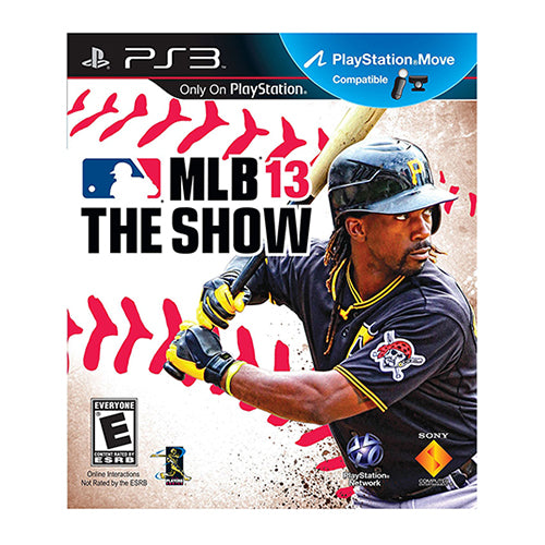 Major League Baseball (MLB) The Show 13 - PS3 - Nuevo Y Sellado