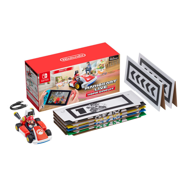 Mario Kart Live: Home Circuit - Mario Set Mario Edition - Switch