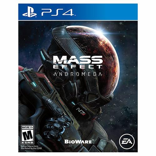 Mass Effect Andromeda - PS4 - Nuevo y Sellado