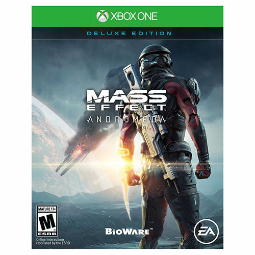 Mass Effect Andromeda - Deluxe Edition - XBONE