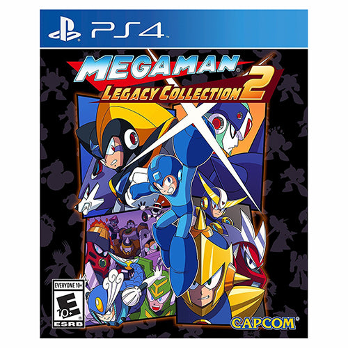 Mega Man Legacy Collection 2 - PS4