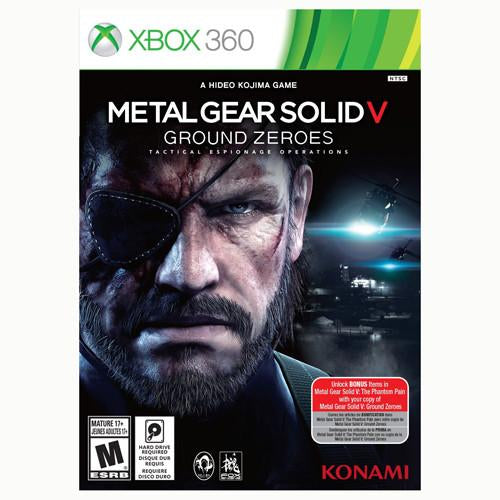 Metal Gear Solid V: Ground Zeroes - 360