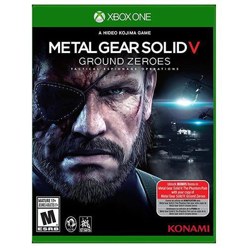 Metal Gear Solid V: Ground Zeroes - XBONE