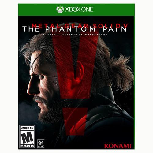 Metal Gear Solid V: The Phantom Pain - XBONE