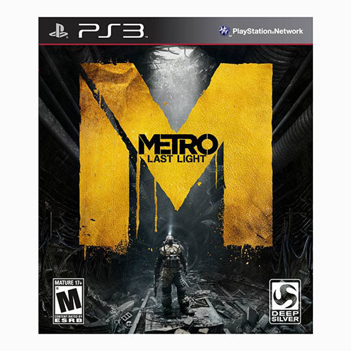 Metro Last Light - PS3 - Nuevo Y Sellado