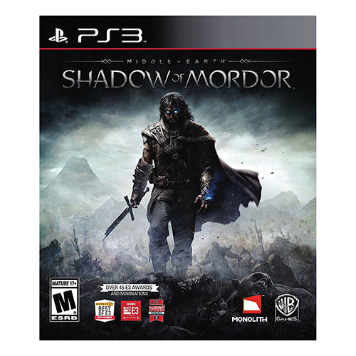 Middle Earth: Shadow of Mordor - PS3 - Original Físico Nuevo Sellado Garantizado - (GEEKSTOP)