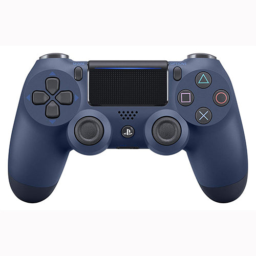 DualShock 4 Wireless Controller Midnight Blue - PS4