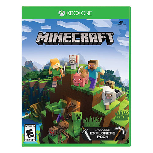 Minecraft - Explorer's Pack - XBONE