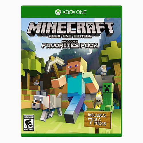 Minecraft - Favorites Pack - XBOX ONE