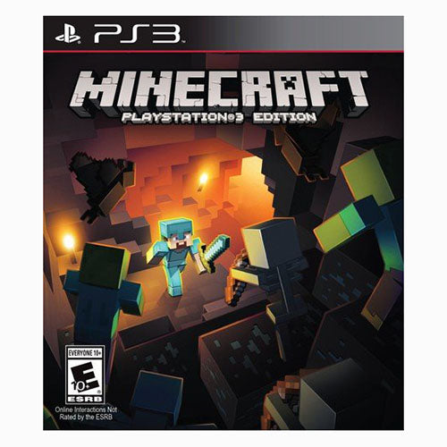 Minecraft PlayStation Edition - PS3 - Nuevo Y Sellado
