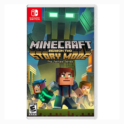 Minecraft: Story Mode - Season Two - Switch