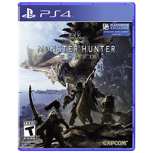 Monster Hunter: World - PS4 - Nuevo y Sellado