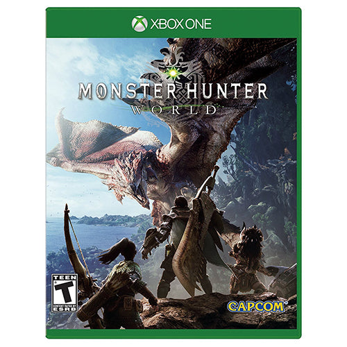 Monster Hunter: World - XBONE