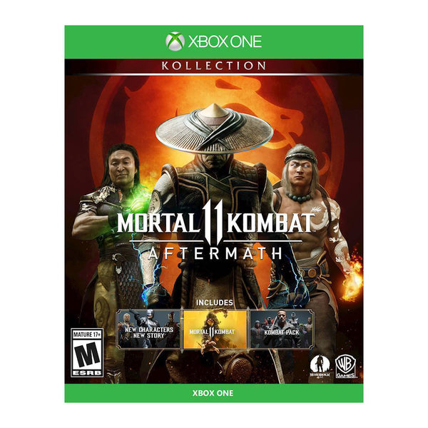 Mortal Kombat 11 Aftermath Kollection - XBOX ONE - USA