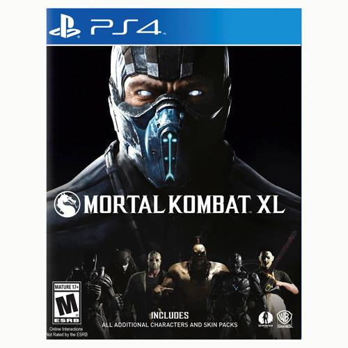 Mortal Kombat XL - PS4 - Nuevo y Sellado