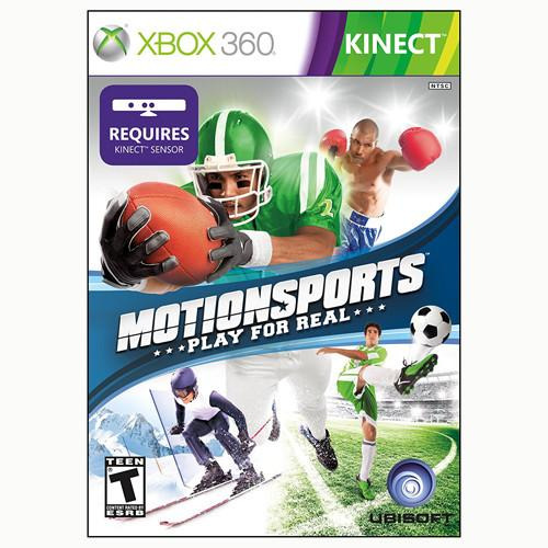 MotionSports Play For Real - 360 - Nuevo Y Sellado