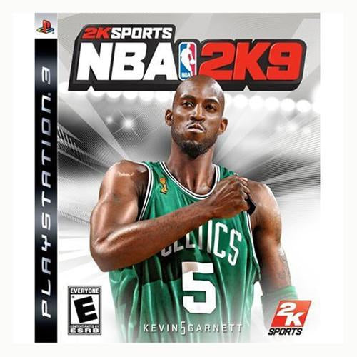 National Basketball Association (NBA) 2K9 - PS3 - Nuevo Y Sellado