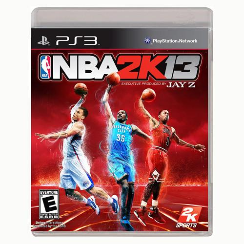 National Basketball Association (NBA) 2K13 - PS3 - Nuevo Y Sellado