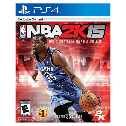 National Basketball Association (NBA) 2K15 - PS4 - Nuevo y Sellado
