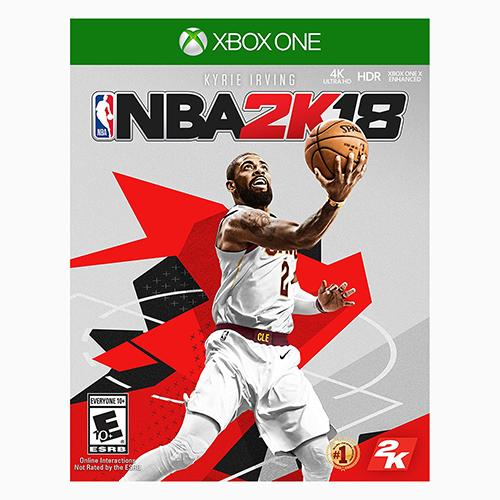 National Basketball Association (NBA) 2K18 - XBONE