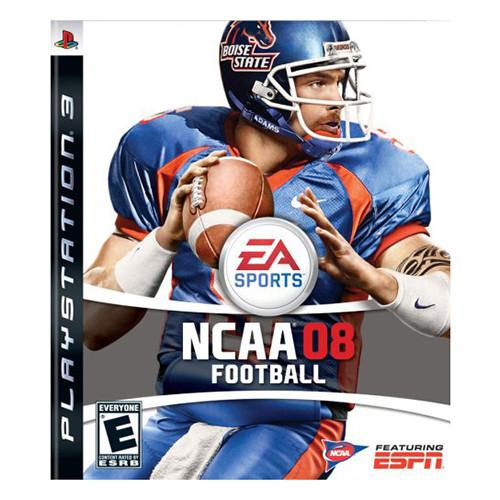 National Collegiate Athletic Association (NCAA) Football 08 - PS3