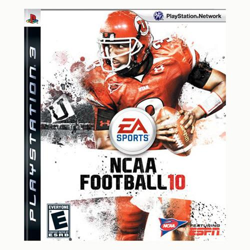 National Collegiate Athletic Association (NCAA) Football 10 - PS3