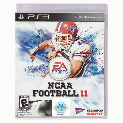 National Collegiate Athletic Association (NCAA) Football 11 - PS3